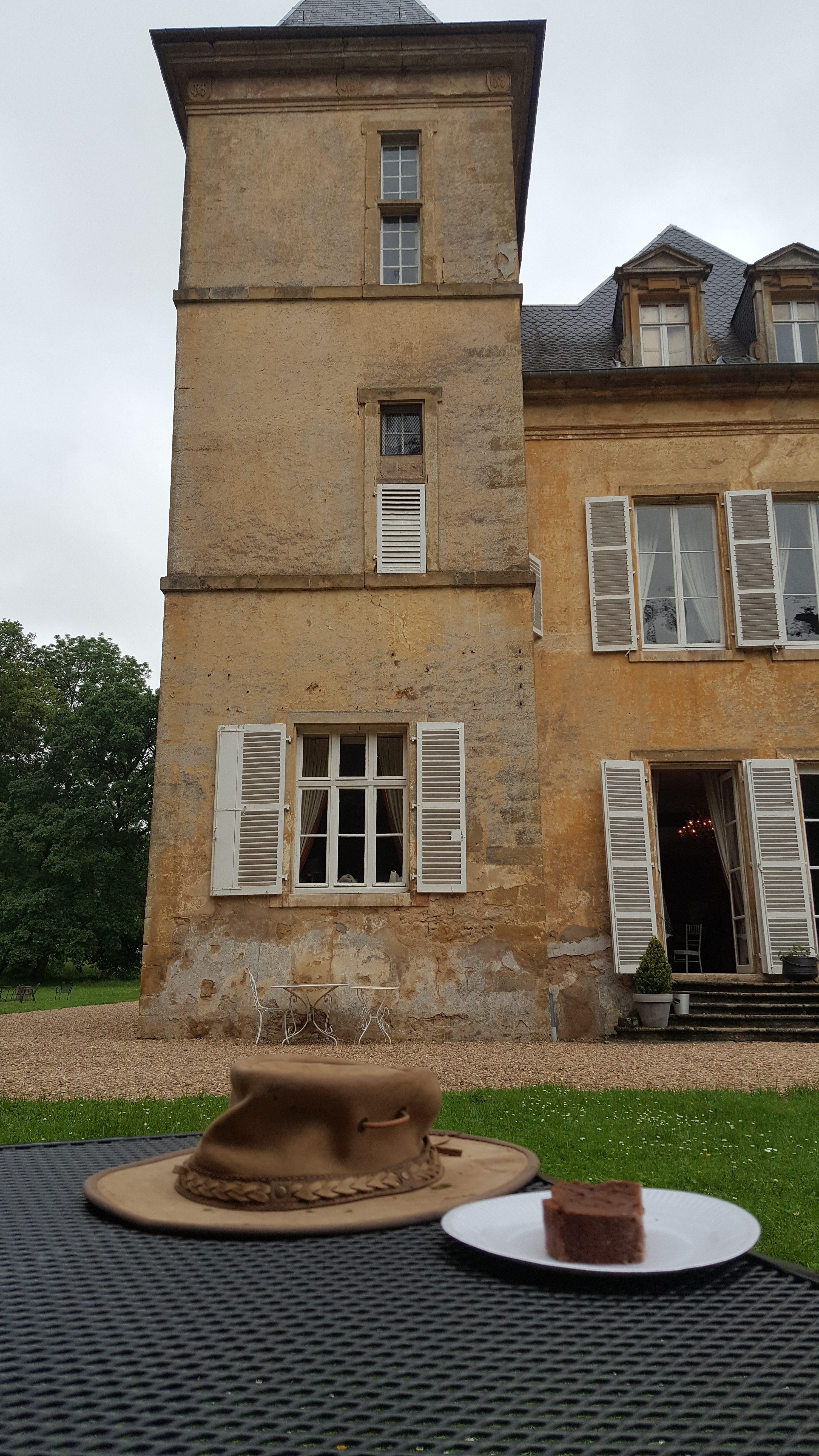 Les châteaux de la frontière franco-luxembourgeoise