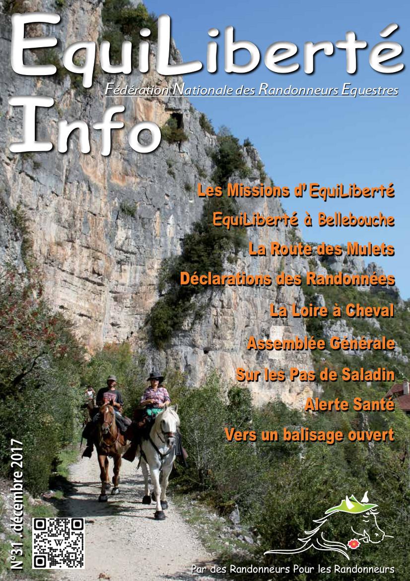 EquiLiberté Infos – Décembre 2017