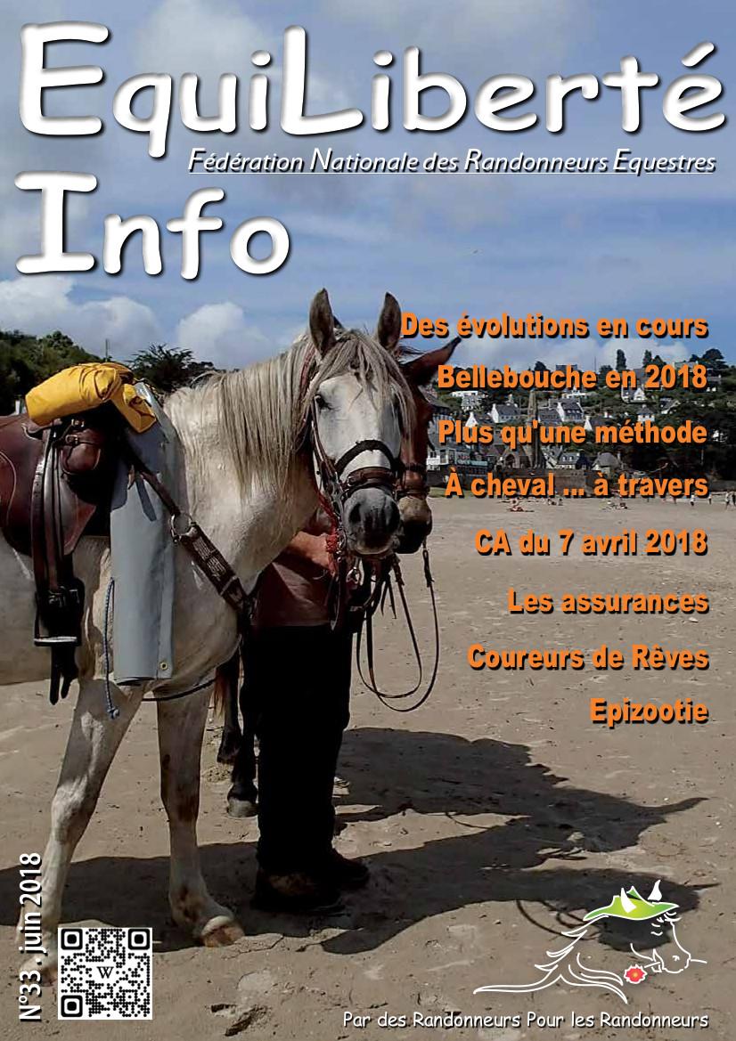 EquiLiberté Infos – Juin 2018