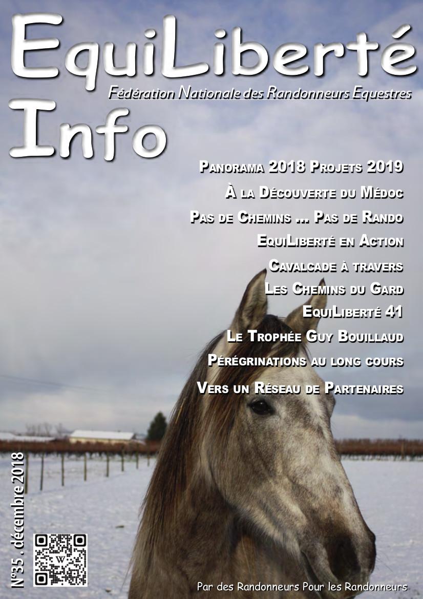 EquiLiberté Infos – Décembre 2018