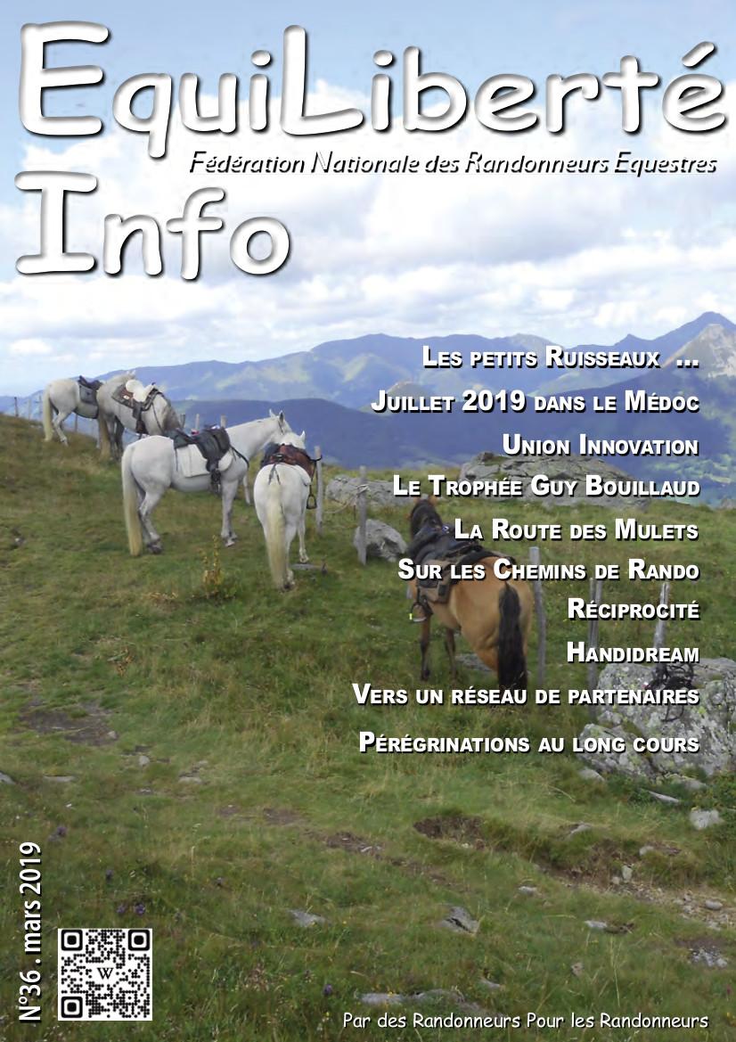 EquiLiberté Infos – Mars 2019